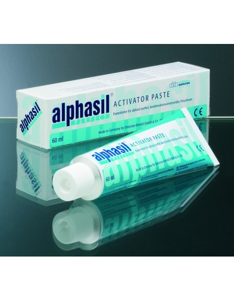 ALPHASIL PERFECT ACTIVATOR PASTE 60 ml
