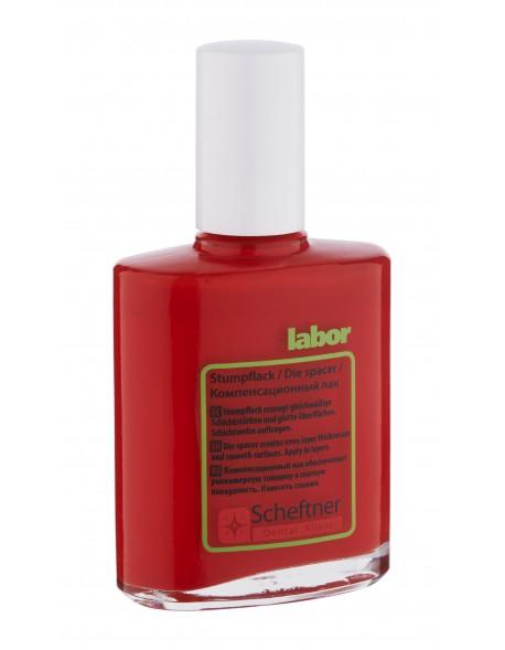Lakier dystansowy czerwony 25 ml
