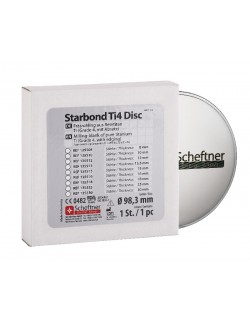 Starbond Ti4 Disc  98.3 mm