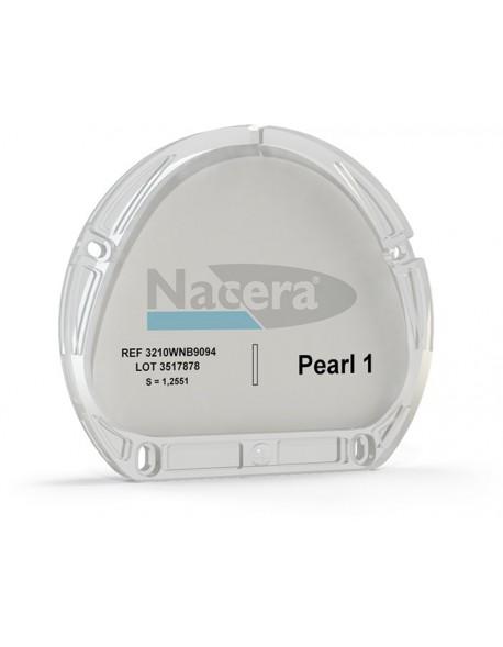 Nacera® Pearl 1 (white translucent)