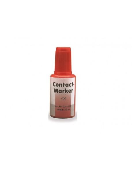 Contact Marker - kalka w płynie czerwona