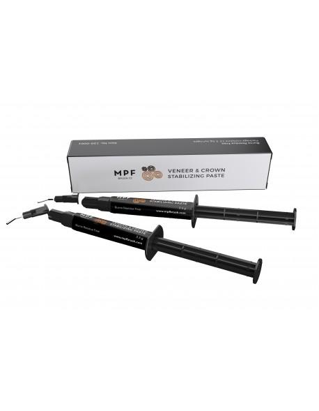 M.P.F. Veneer & Crown Stabilizing Paste 2 x 3,5g